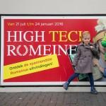 High Tech Romeinen Museum Het Valkhof Nijmegen
