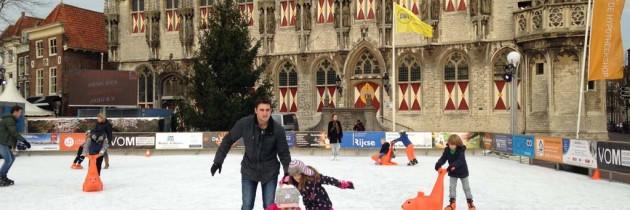 Een weekendje Middelburg Winterstad met kinderen