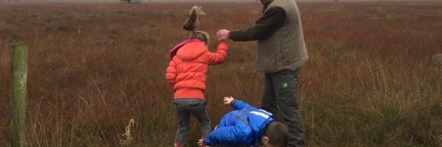 Op pad met de natuurpark-ranger in natuurgebied Bargerveen (incl filmpje)