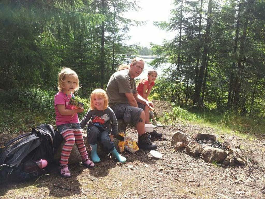 Er zijn zoveel mooie plekjes om te picknicken in Zweden.