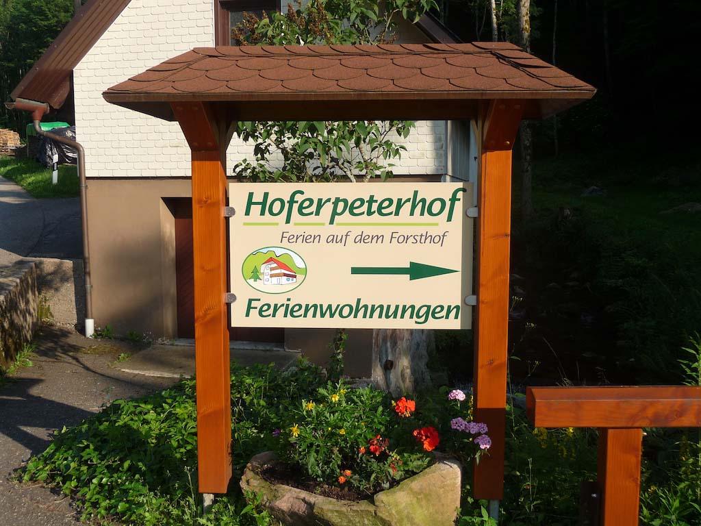 Welkom bij De Hoferpeterhof.