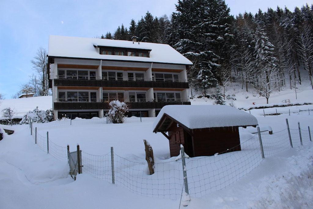 Hoferpeterhof is ook een goede bestemming voor de winter (foto: Hoferpeterhof)