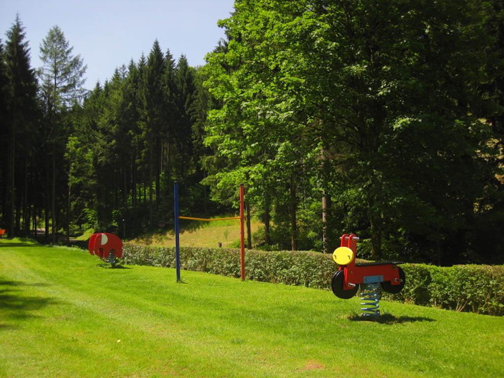 Het speelveld (foto: Hoferpeterhof)