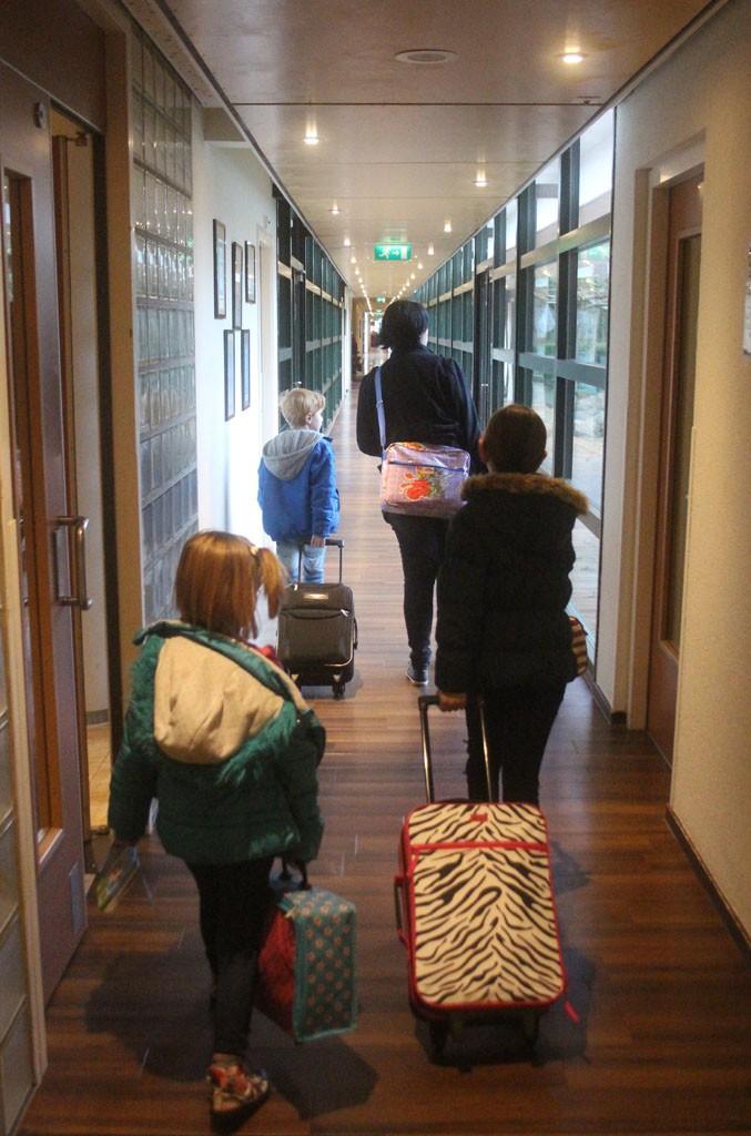 Dag hotel, wij vonden het fijn!