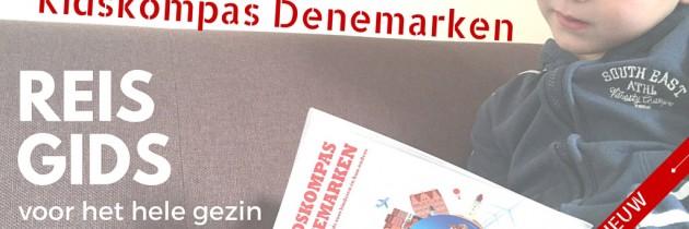 Kidskompas Denemarken: reisgids voor het hele gezin