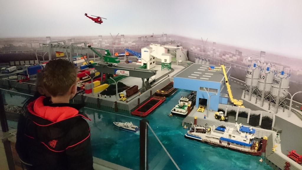 Containerterminal Dusseldorf.