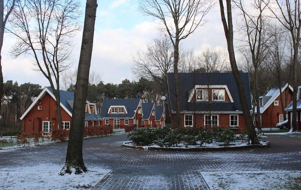 Landal wil nog meer van deze mooie woningen bouwen.