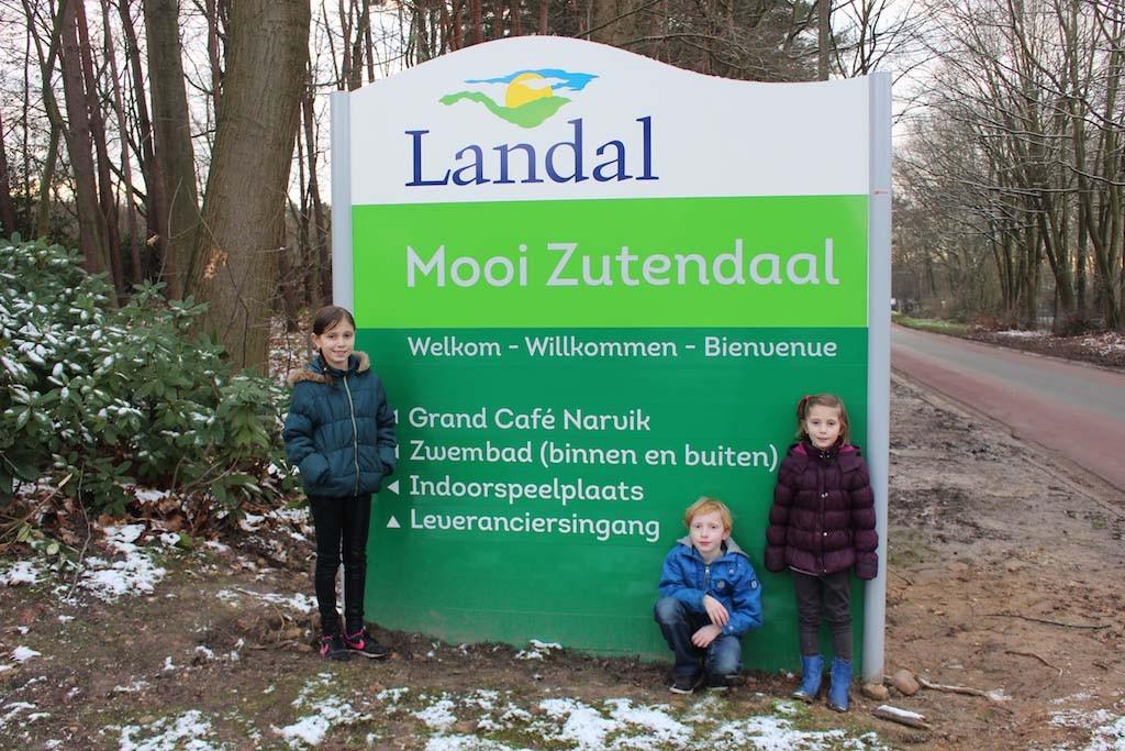 Wij gaan Landal Mooi Zutendaal ontdekken.