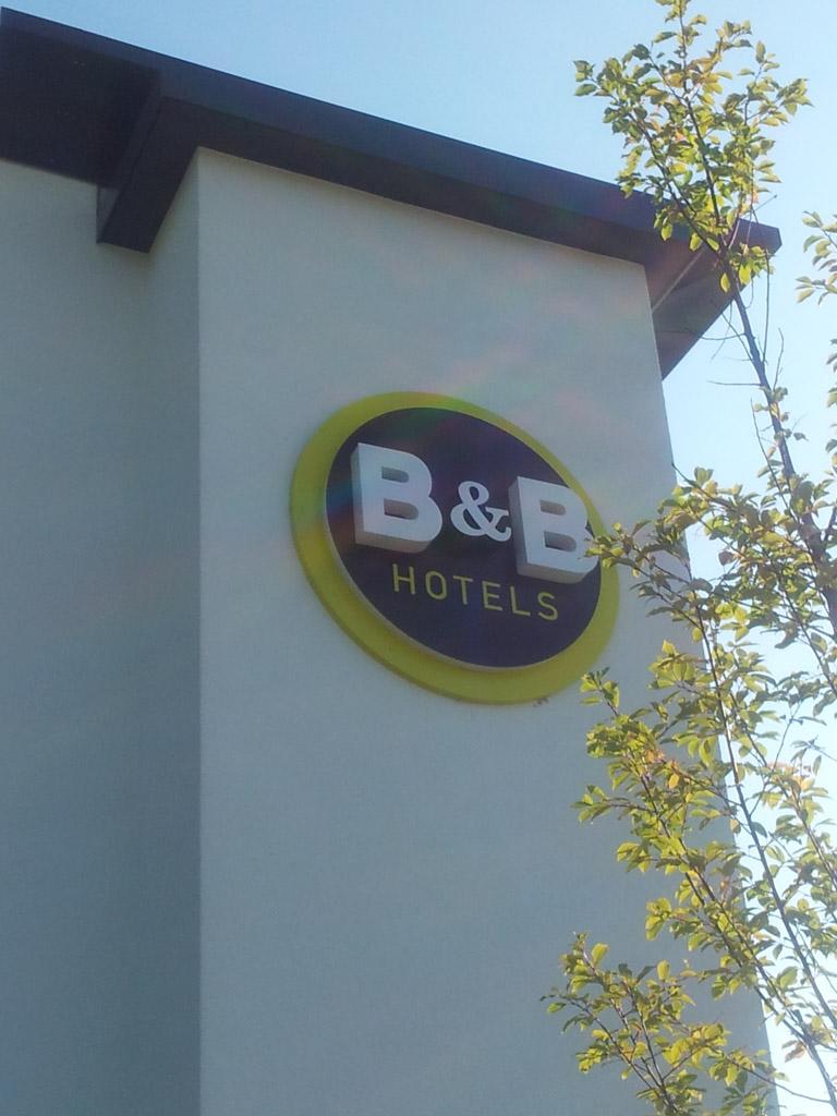 B&B Hotels hebben een fijne familiekamer.