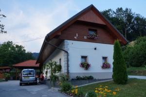 Ons eigen huisje in Slovenië