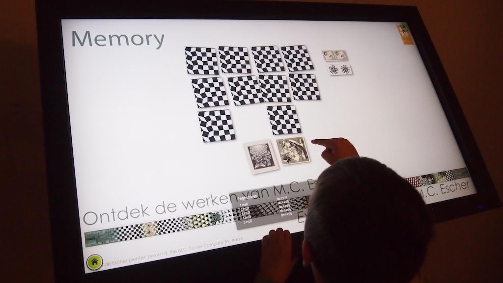 Escher memory.