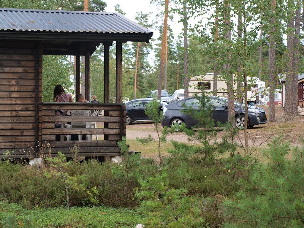 Spilhammars Camping.