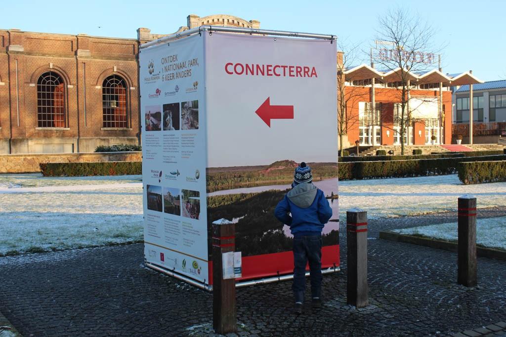 Een aanrader als je in de buurt bent, wandelen in Connecterra.