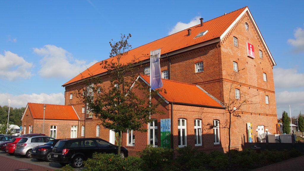 VVV en Zeitspeicher zijn in hetzelfde gebouw te vinden.