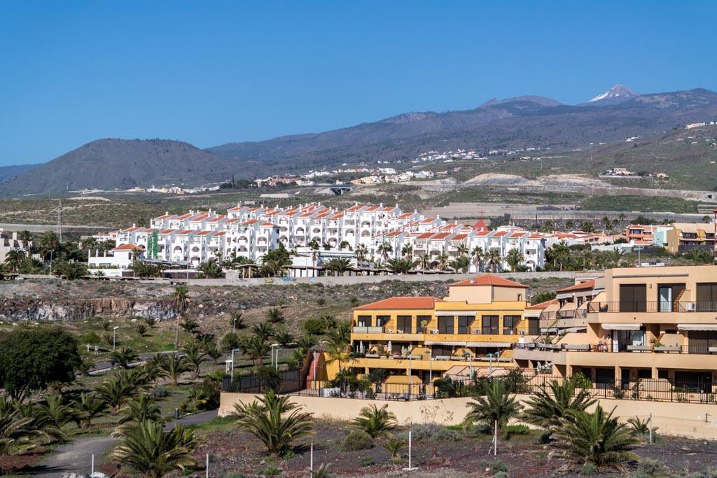 Hotels op Tenerife.