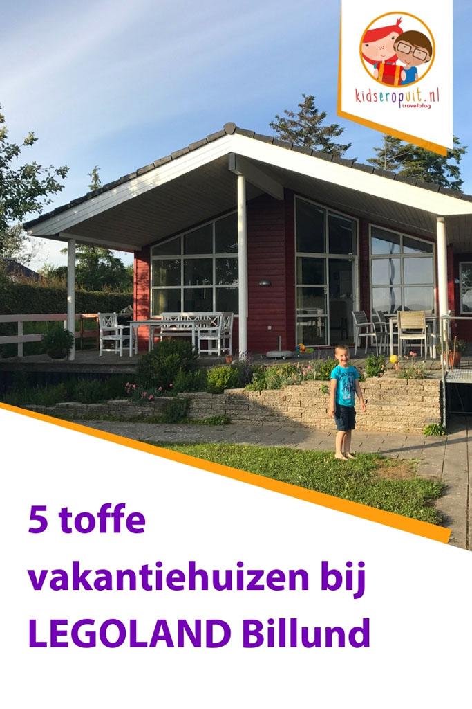 Vakantiehuis bij LEGOLAND Denemarken