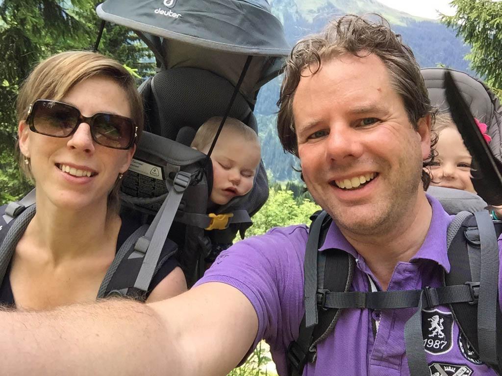 Blogger Elsbeth vakantie met kinderen