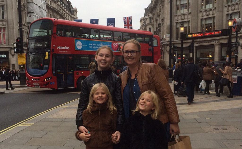 Vakantie met kinderen blogger