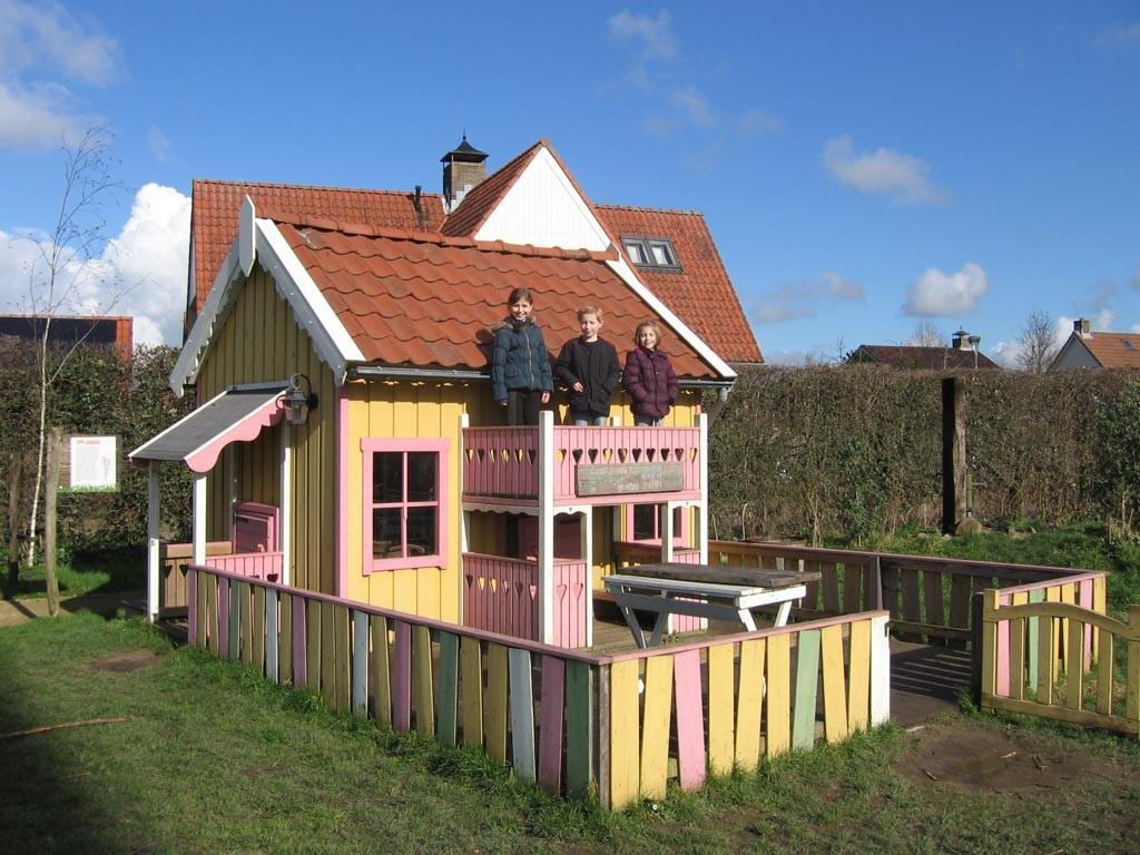 Pipi Langkous huis.