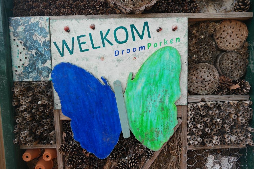 Welkom bij Droomparken.