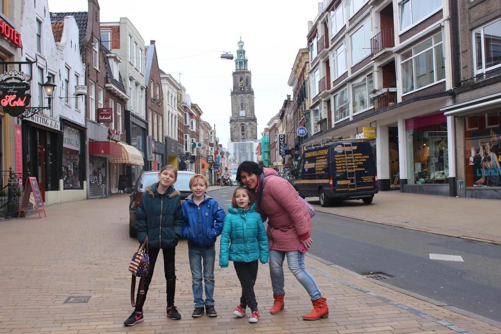 Wij gaan Groningen verkennen!