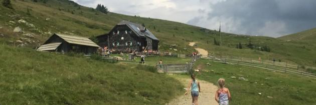 Wandelen met kinderen in Oostenrijk bij de Milstätter See
