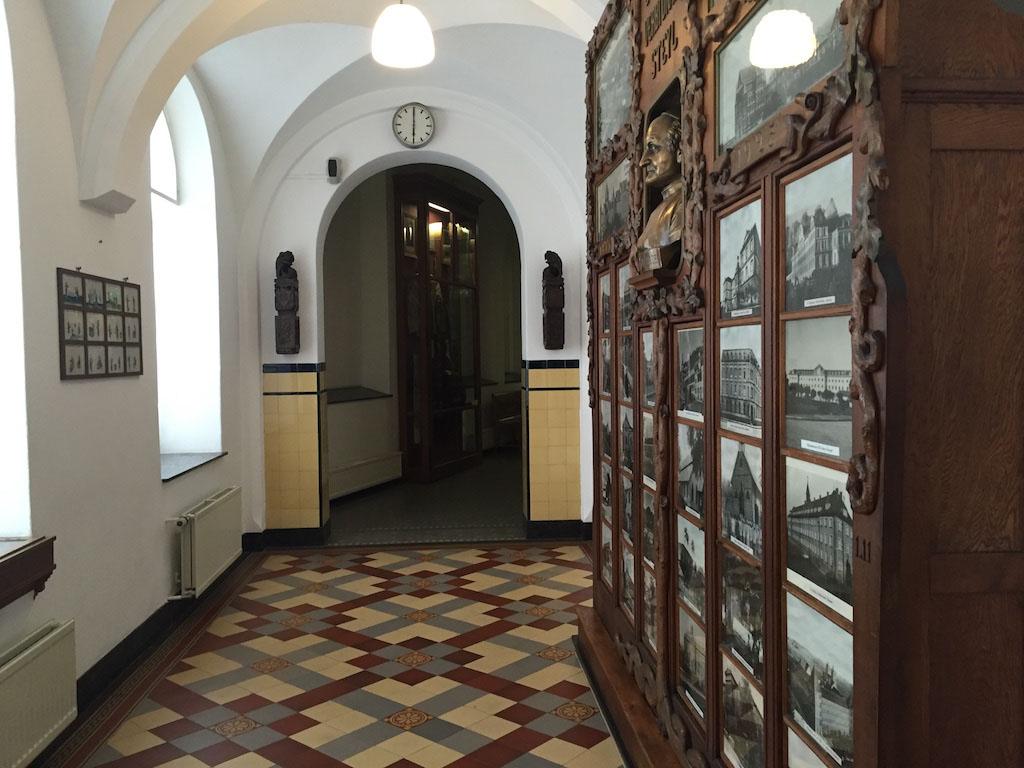 De inrichting van het Missiemuseum is zelf al museumwaardig.