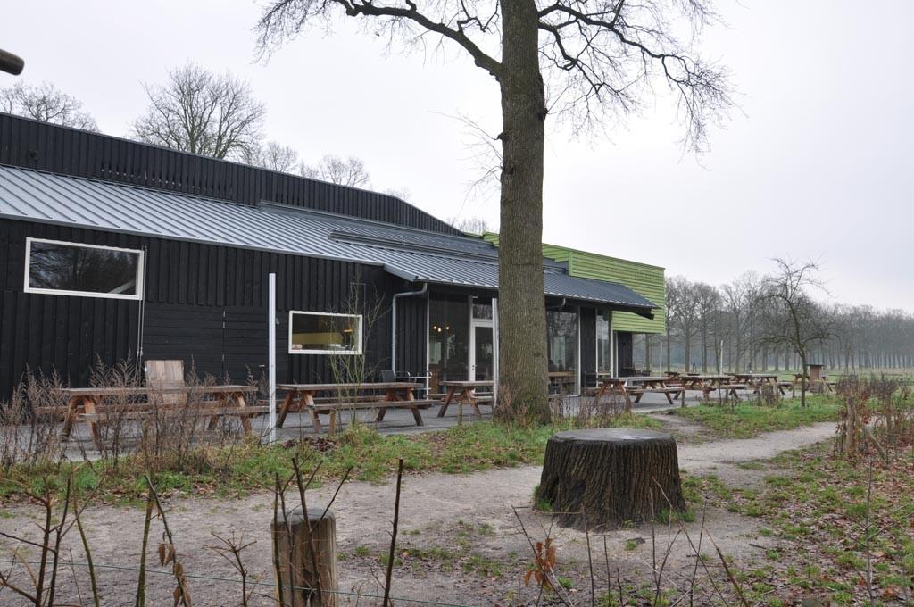 Cafe-restaurant Brambergen.