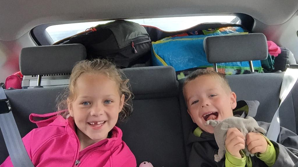 Ja, ook kinderen hebben plezier tijdens een rondreis!