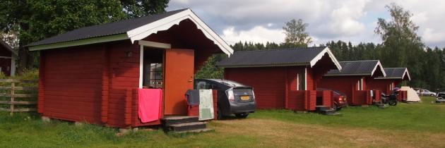 Slapen in een stuga in Zweden, inclusief handige inpaklijst