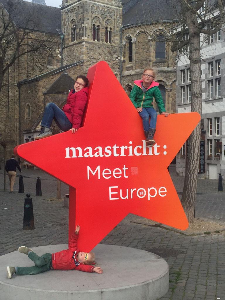 Stedentrip Maastricht met kinderen.