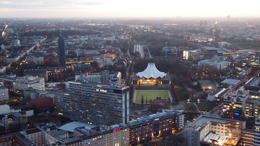 Wat is Berlijn een grote stad.