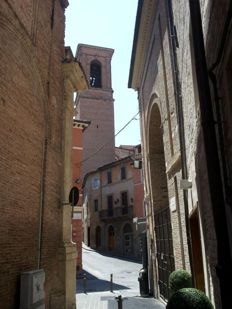 Fabriano is de moeite waard om te bezoeken.