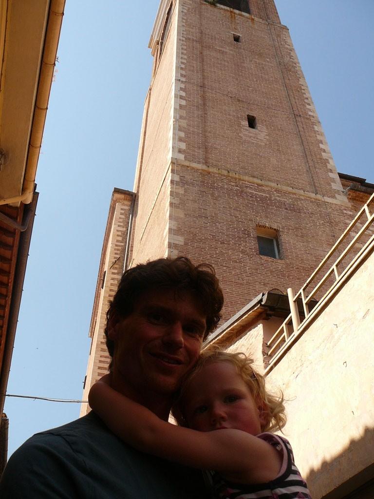 De toren van Fabriano.