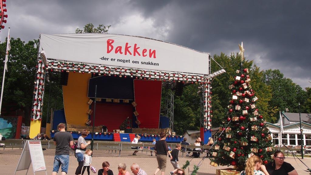 Ook in Bakken zijn regelmatig voorstellingen te zien.
