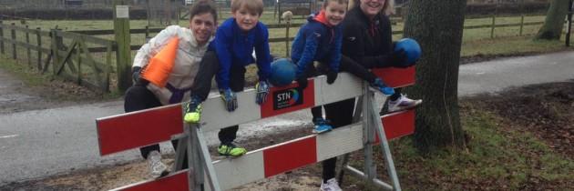 Bootcamp met kinderen: samen buiten sporten