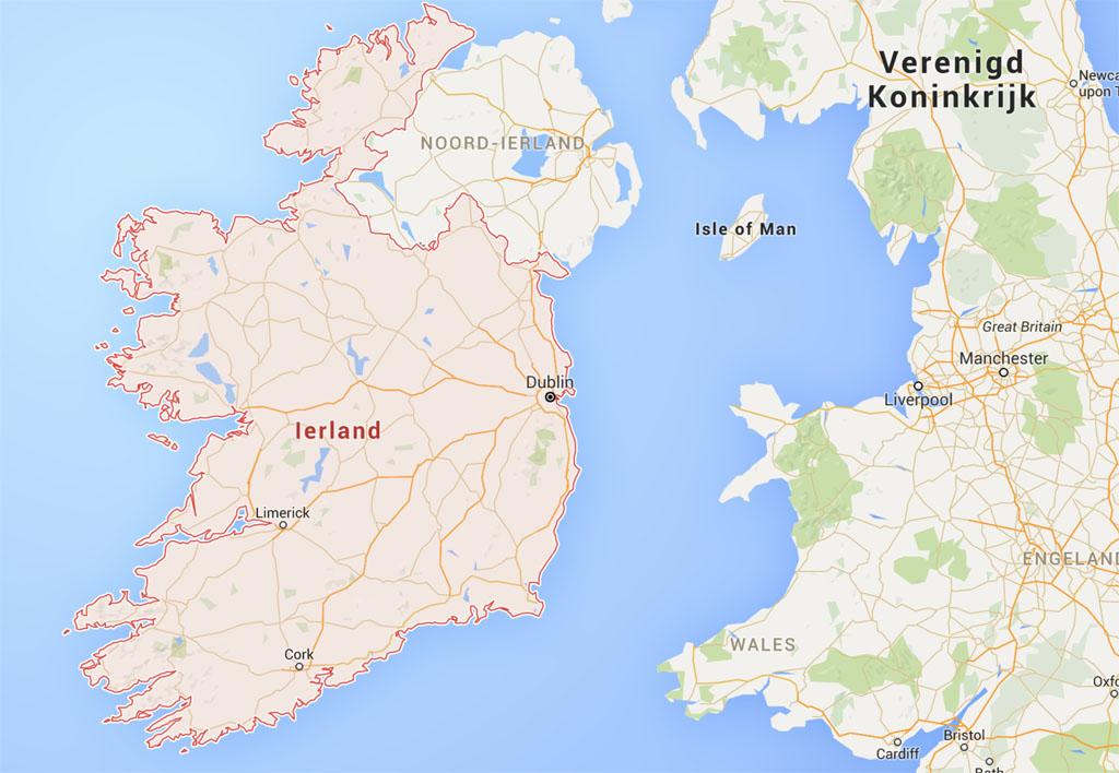 Veelbelovend: Ierland met kinderen.