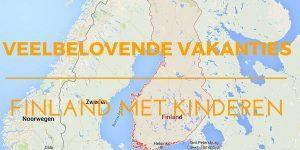 In de zomer naar Finland met kinderen