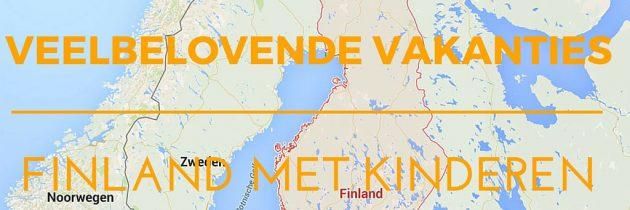 Veelbelovend: In de zomer naar Finland met kinderen