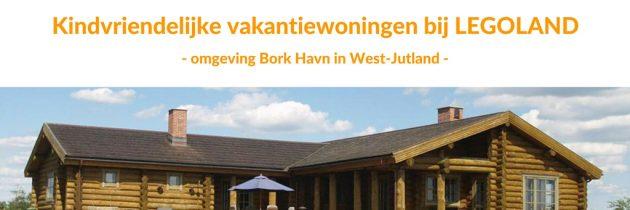 Kindvriendelijke vakantiewoningen bij LEGOLAND, incl tips voor Bork Havn