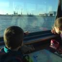 Rondvaart door de Rotterdamse haven met Spido