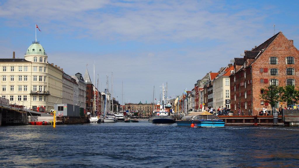 Rondvaart in Kopenhagen