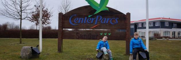Met kinderen een weekend naar Center Parcs Sandur in Drenthe