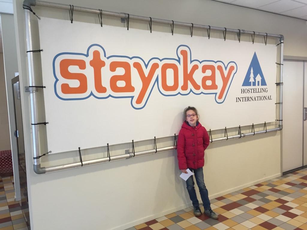 Een Stayokay is een prima accommodatie voor gezinnen!