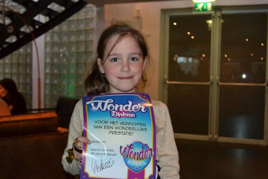 Magische Familieshow Wonder School Live