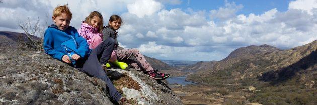 Een actieve vakantie in Ierland met kinderen