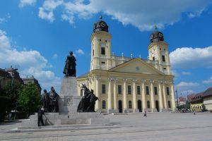 Debrecen met kinderen
