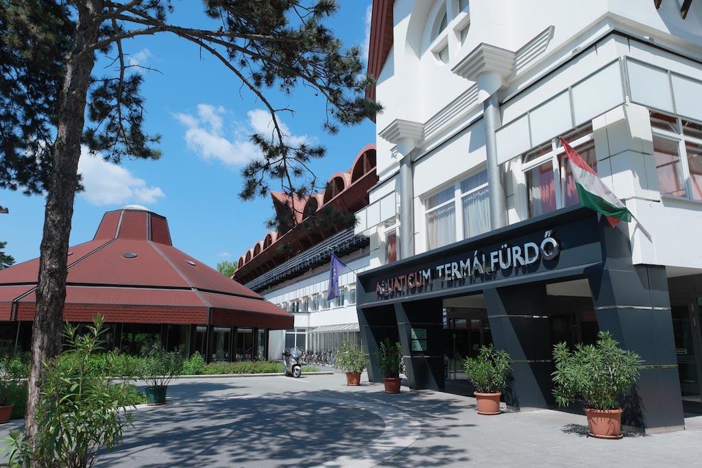 Aquaticum Hotel.