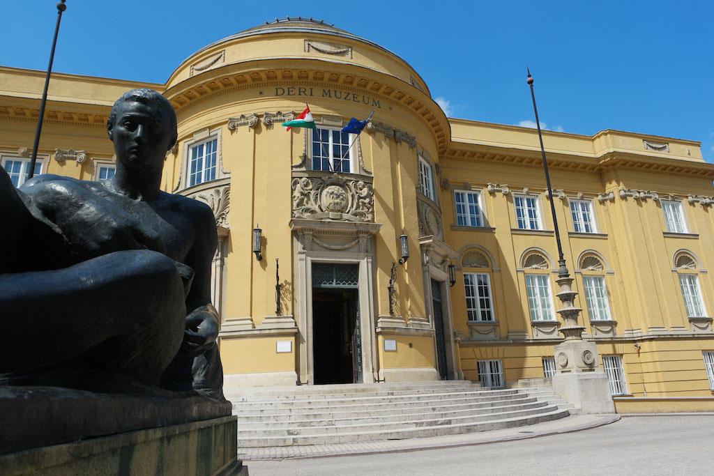 Het Deri Museum.