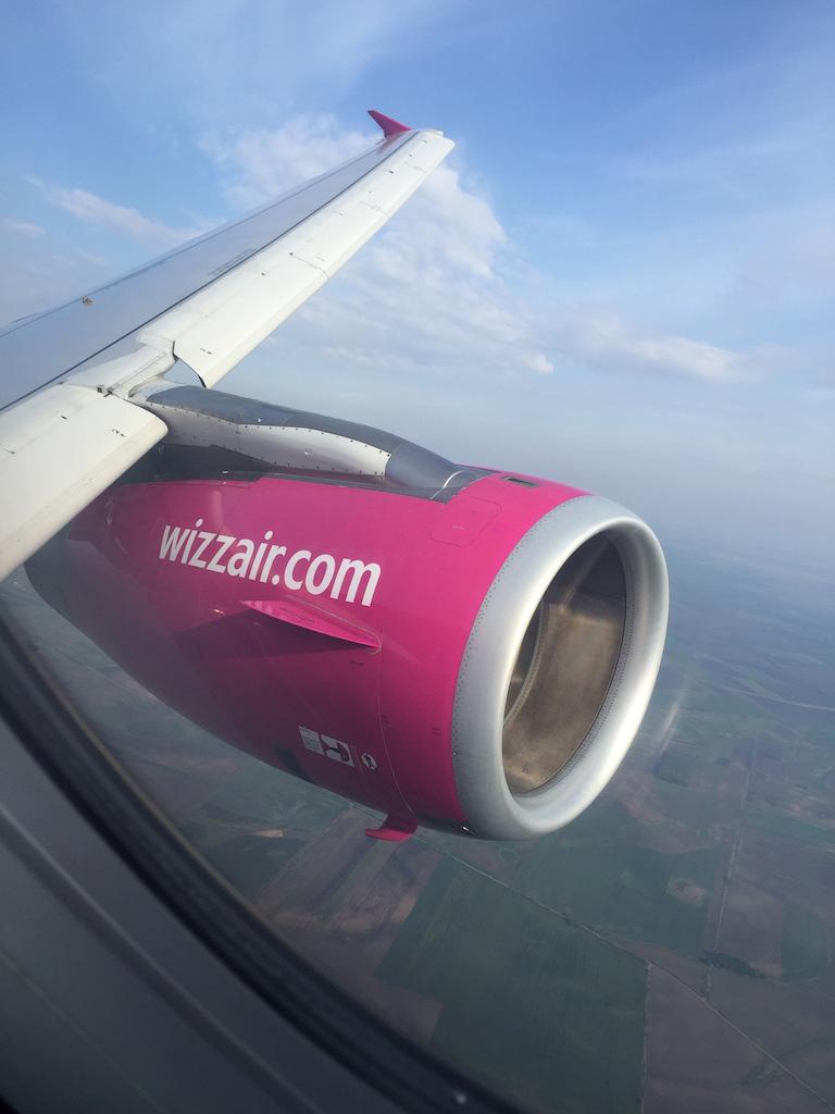 Met Wizz Air naar Debrecen. Makkelijk vanaf Eindhoven.